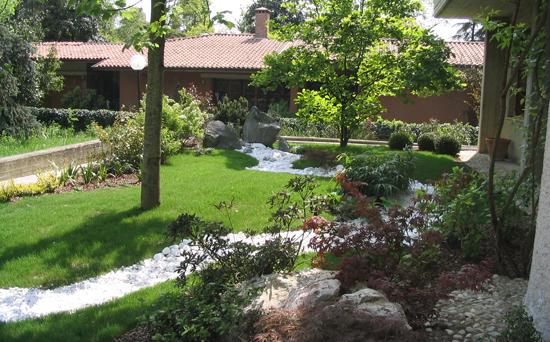 Cool esempio di giardino modena with costruire un giardino - Costruire un giardino ...